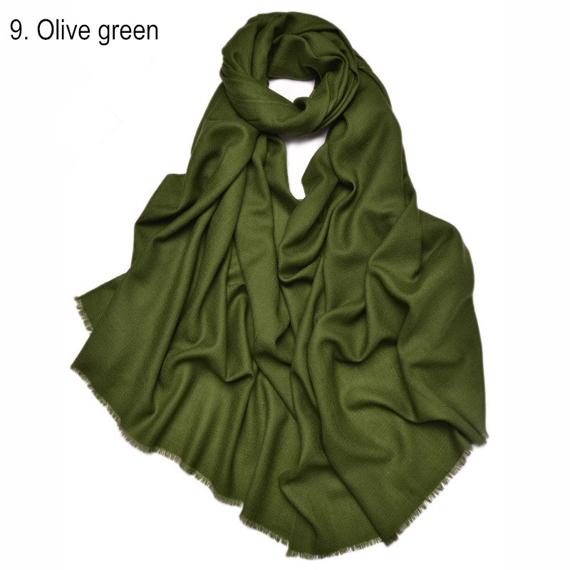 9. Olive green