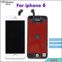 20PCS LOT No Dead Pixel AAA For IPhone 6 4 7 Inch LCD Display Screen Glass