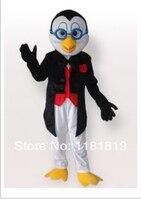 Maskot penguen kısa peluş maskot kostüm özel fantezi kostüm anime cosplay mascotte fantezi dress karnaval kostüm