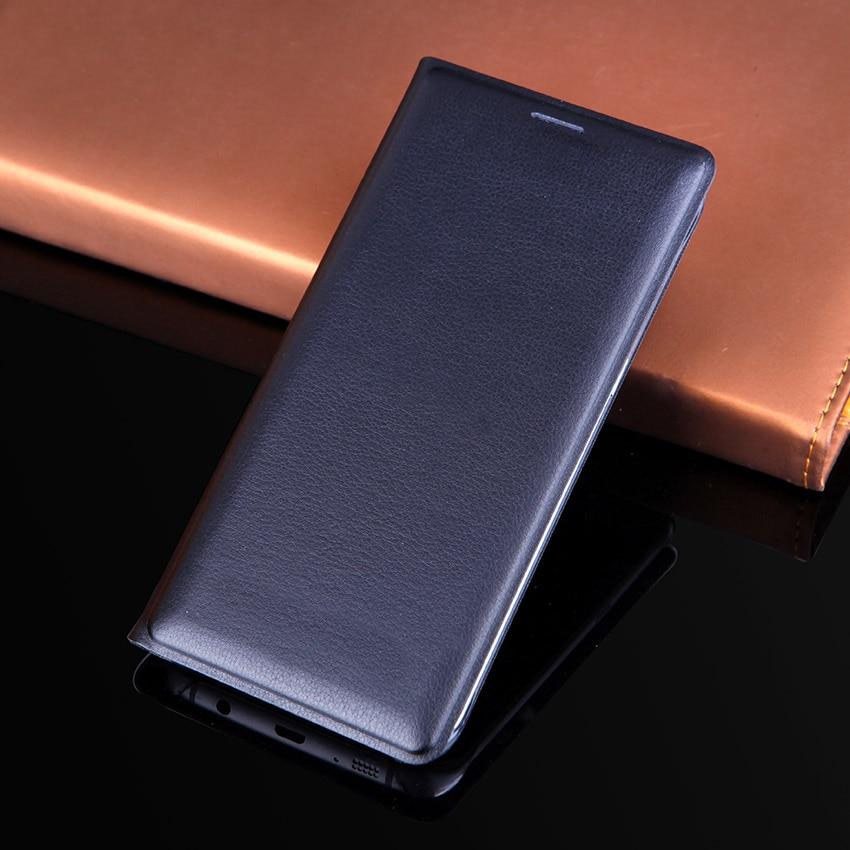 Flip läderfodral till Samsung Galaxy S7 med korthållare Bussiness - Reservdelar och tillbehör för mobiltelefoner