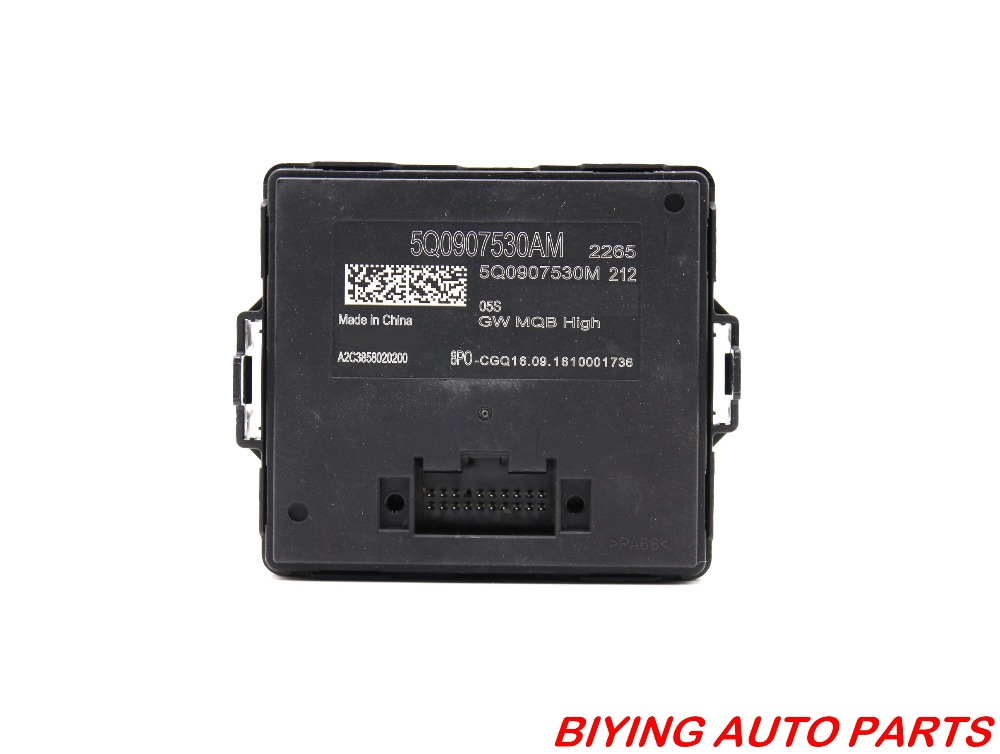 5Q0907530AM MQB High Canbus Gateway For VW Golf 7 MK7 5Q0 907 530 AM MQB CARS NEW ONE in Car Switches Relays from Automobiles Motorcycles