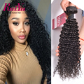 "Peruvian Kinky Curly Virgin Hair 8""-28"" Kinky Curly Virgin Human Hair 1 Bundles 7A Peruvian Kinky Curly Virgin Hair Extensions"