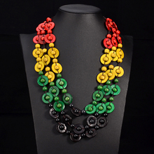 Bohemia Ethnic Long Necklace