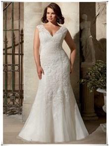 Sweetheart Appliqued Beautiful Pattern Vestido De Noiva US2-26W Plus Size  Wedding Dress Lace Up Bridal Gowns Free Shipping New 74144d52ec3d