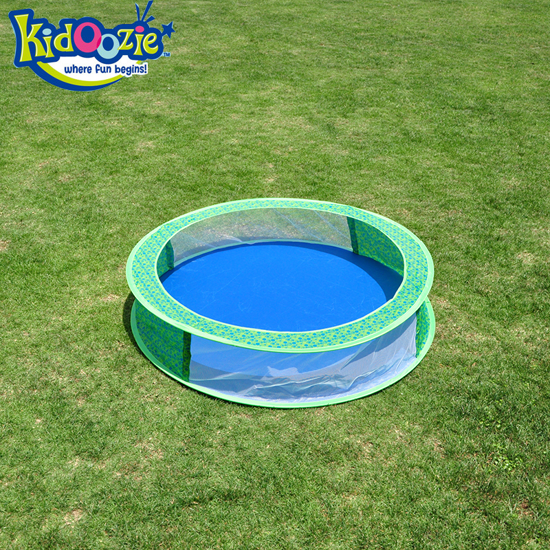 100*100*20cm Baby Tent For Kids Foldable Toy Children Plastic Pool Game Play Inflatable Tent Yard Ball Pool Piscina De Bolinha