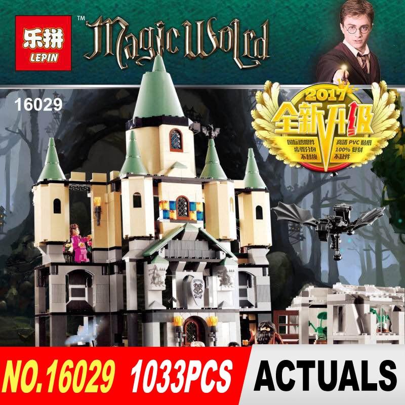ФОТО New LEPIN 16029 1033Pcs Magic Word Classic film series building blocks Toys Gif