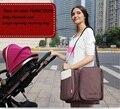 2017 Recién Nacido ropa de cama cuna Portátil 2 in1 multifuncional bolso de la madre Del Bebé lavable plegable niño cunas cuna de viaje