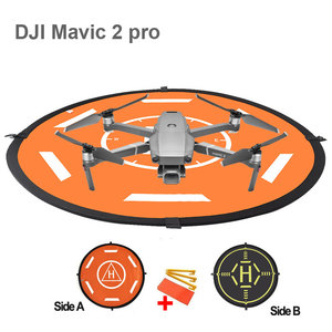 Image 2 - STARTRC DJI mavic 2 Pro Luminous Function Parking Aporn Foldable DJI Mavic 2 pro Landing Pad For DJI Mavic 2 Zoom Drone