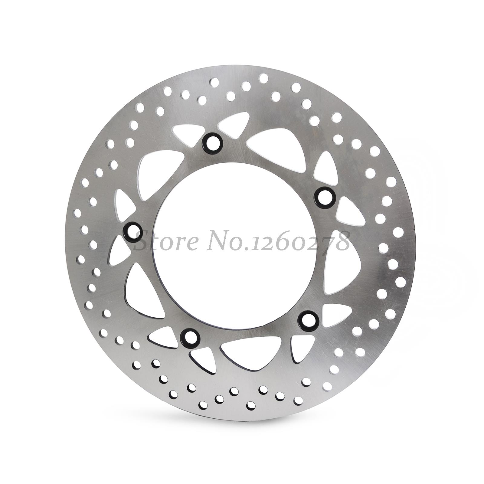 Motorcycle Rear Brake Disc Rotor For Yamaha T-Max 500(530cc engine/Non & ABS models) 12-14 motorcycle rear brake rotor disks disc for yamaha xp500 tmax500 t max500 2001 2011 xp 500 abs t max 500 abs 2008 2009 2010 2011