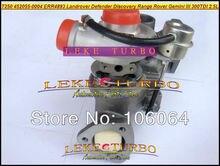 452055-0004 Range Turbo Turbocharger
