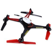XK X250-A 5.8GHz FPV HD 2.0MP CAM 2.4G 4 Channel Headless Mode 6-axis Gyro Remote Control Quadcopter with LED Light Night Flight