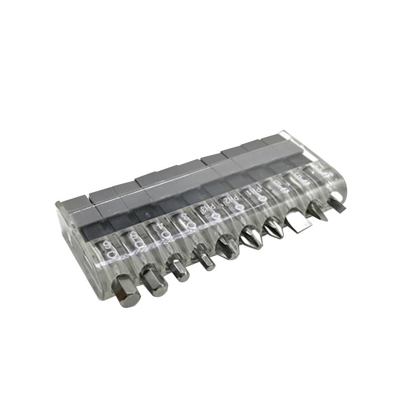 Screwdriver Multi Tool 12 In 1 Ratchetset Ratchet Handle 10Pcs Torx Bit Set For Multitool Phone Repair Hand Tool