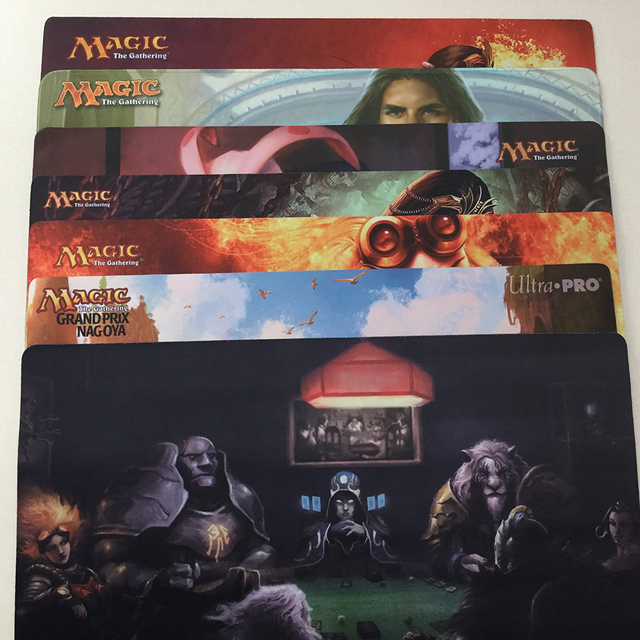 ( Beyonce - Haunted Play Mat) Limited Edition 35X60CM MGT Game Playmat MGT Cards Game Playmat Can Be Custom Printed
