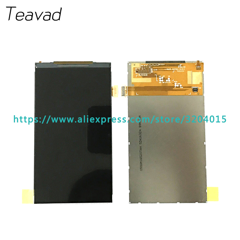DHL 50pcs/lot High Quality 5.0 For Samsung Galaxy J2 Prime SM-G532 G532 LCD Display Screen Repair Parts + Tracking Code