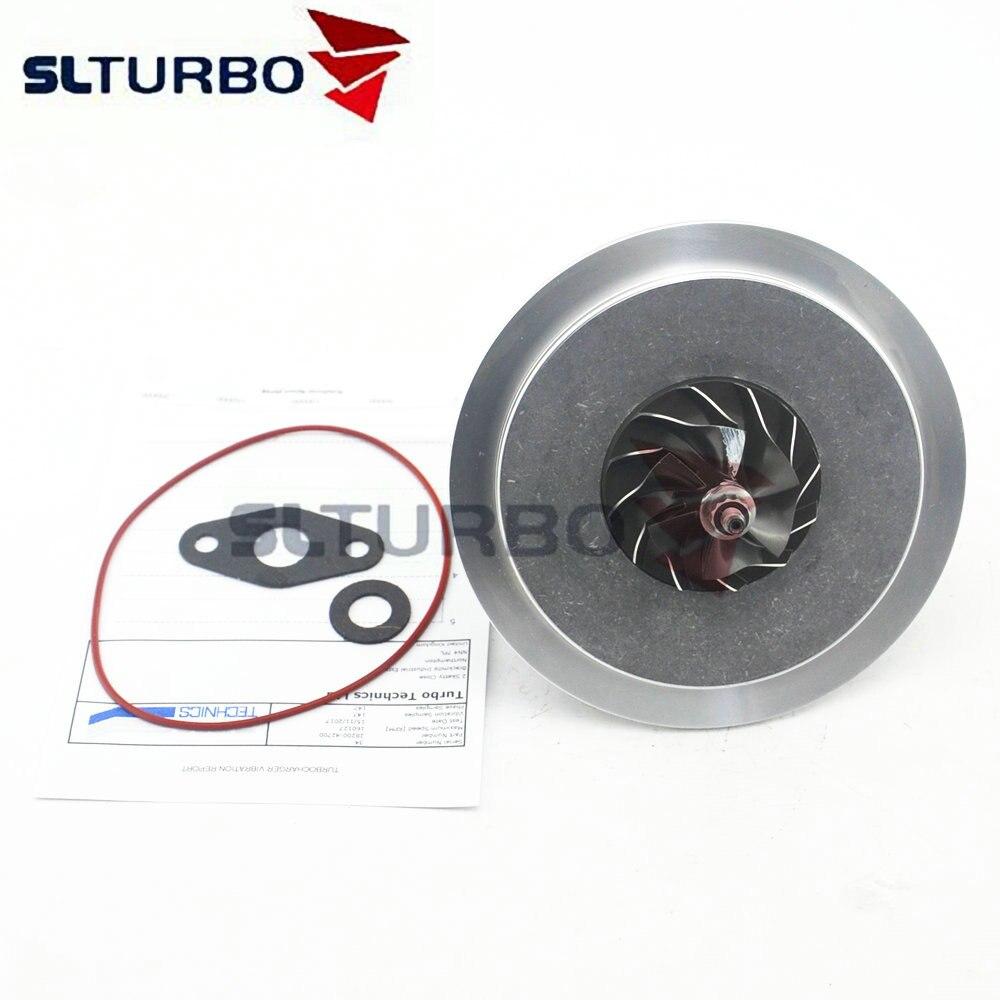Turbo cartridge CHRA GT1749S turbine 28200-42700 / 28200-42610 for KIA Pregio 2.5 TCI KIA Sportage I 2.5 TD D4BH / 4D56TCi Turbo cartridge CHRA GT1749S turbine 28200-42700 / 28200-42610 for KIA Pregio 2.5 TCI KIA Sportage I 2.5 TD D4BH / 4D56TCi