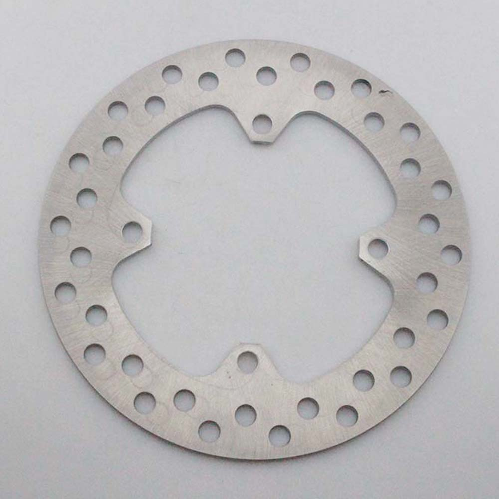 Motorcycle Accessories & Parts Automobiles & Motorcycles Honest Motorcycle Rear Brake Disc Rotor For Honda Crf230m Xr250sm Xl250rl Xl250 Crm250 Crm250r Sl250 Xlr250 Xr250 Xr400 Xr600 Nx500 To Be Distributed All Over The World
