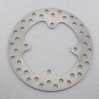 Motorcycle Rear Brake Disc Rotor For Honda CRF230M XR250SM XL250RL XL250 CRM250 CRM250R SL250 XLR250 XR250 XR400 XR600 NX500