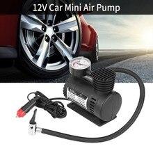 12V 300PSI Авто Портативный мини электрический воздушный компрессор комплект для мяч велосипедные микролитражных шин насос автомобильные аксессуары
