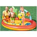 192*150*88 Lovely Baby Play Piscina Inflable Bola Marina zwembad Bebés Engrosamiento Pesca Piscina Piscina de Agua A102