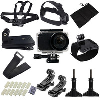 Storage Bag Waterproof Housing Case Cover Protect Kit For Xiaomi Mijia Action Camera Accessories