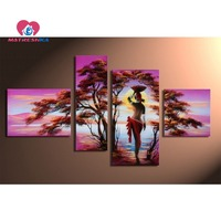 Diamond Embroidery Triptych Diy 5d Diamond Painting Mosaic Landscapes Paintings Crystals Pictures Of Rhinestones Sets Gifts