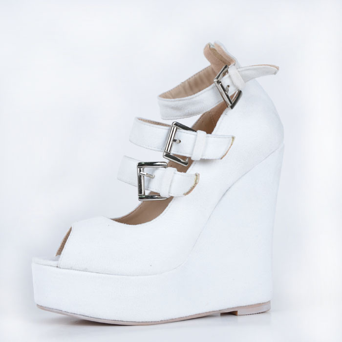 Compare Prices on White Wedges- Online Shopping/Buy Low Price ...