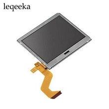 5 ชิ้น/ล็อตด้านบนจอแสดงผล LCD สำหรับ Nintendo DS Lite DSL NDSL DSLite