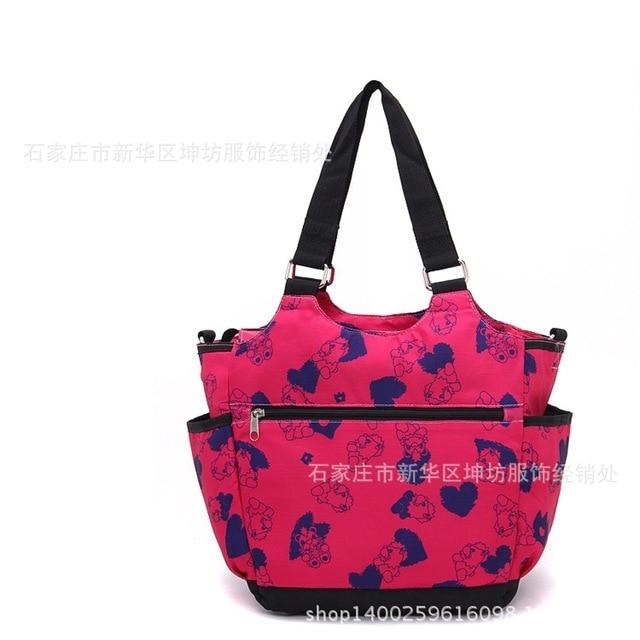 fashion mummy bag large capacity portable baby nappy bags multifunction simple stylish nappy diaper bag shoulder bag handbag