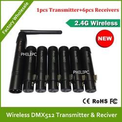 Dhl free shipping wifi dmx wireless controlled dmx tranciever receiver.jpg 250x250