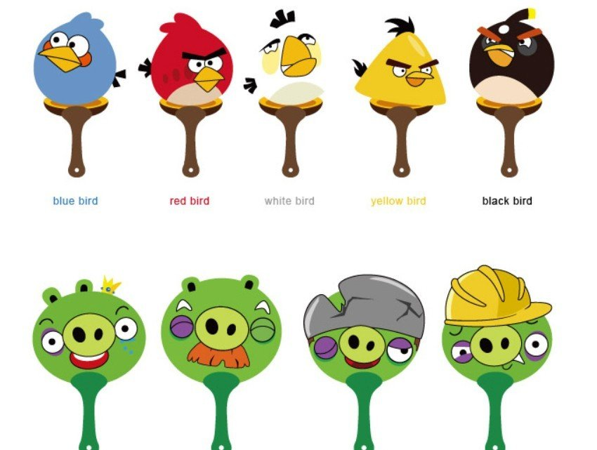 100 pcslot cartoon plastic fan pp handle children gift summer holiday vacation travel - Holiday Cartoon Images