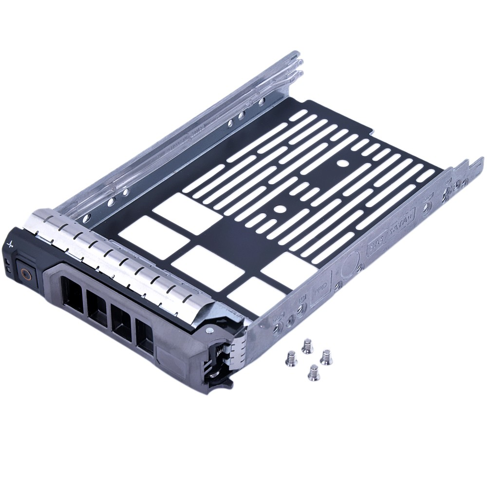 3.5\'\' SAS Serial SCSI SATA HDD Tray Caddy F238F For Dell Poweredge R730 R720 R710 T630 T620 T310