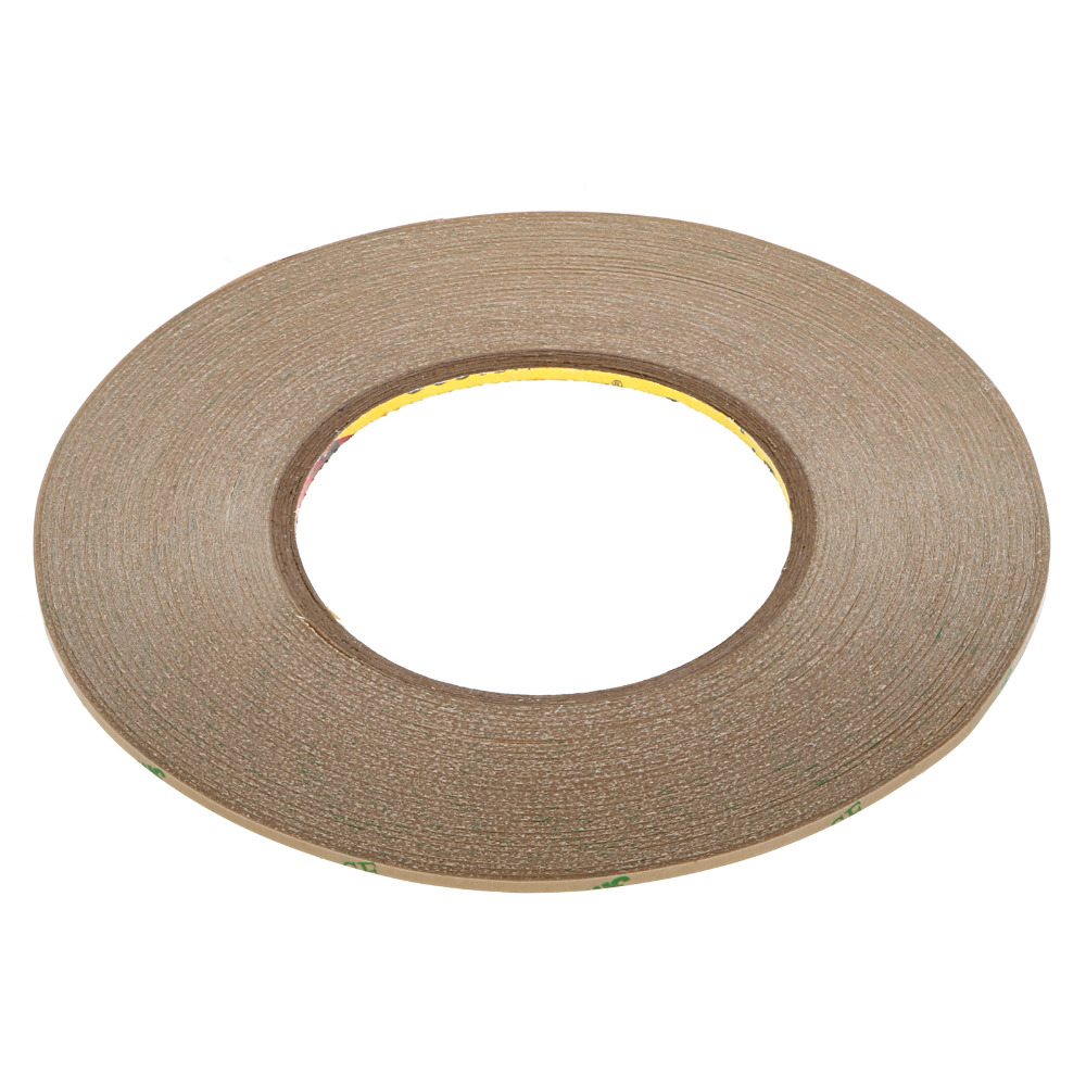 Vinyl siding repair tape - 3mm Super Slim Strong Adhesion 3m 300lse Clear Double Sided Sticky Tape For Cell Phone