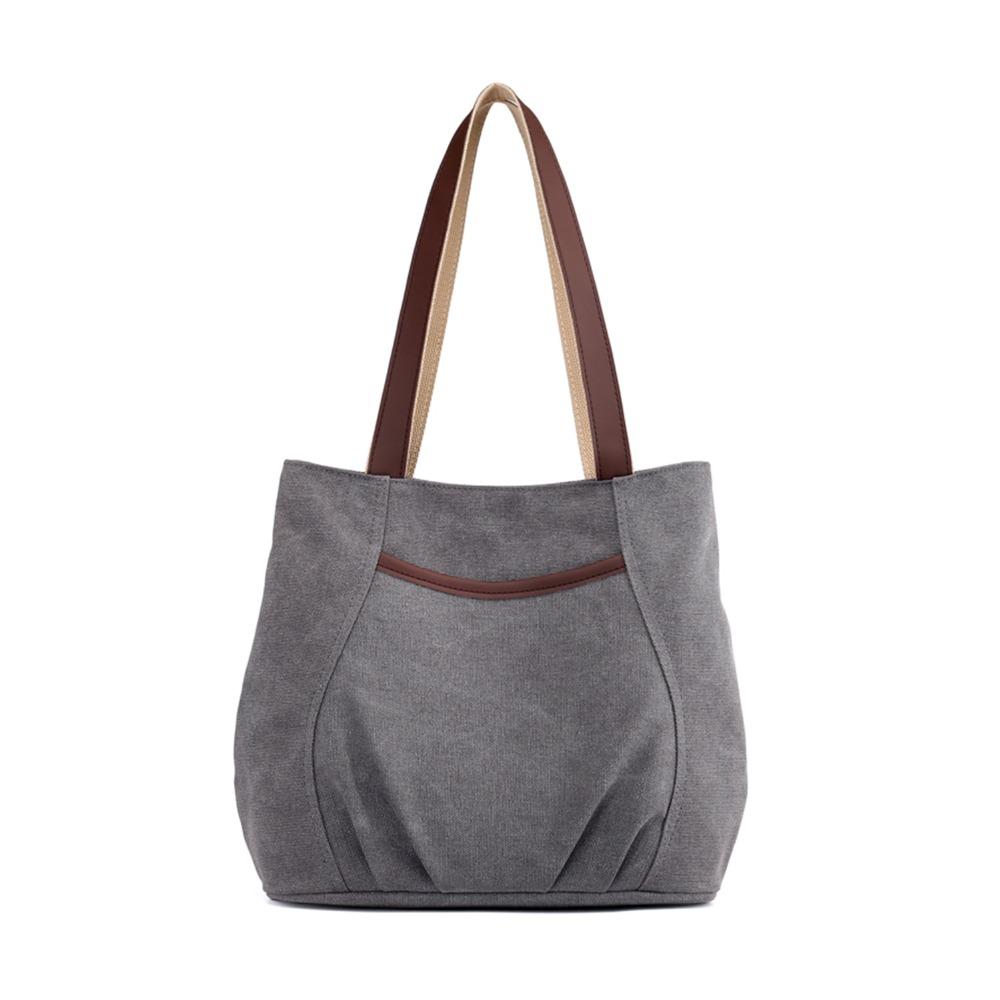 654b8736b8f3 Detail Feedback Questions about Women Handbags High Quality Canvas Bags  Lady Vintage Shoulder Bag 2018 Luxury Hand Bag Ladies Casual Tote New Brand  Fashion ...