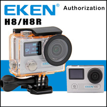 Action Camera EKEN H8 /H8R Ultra HD 4K 30FPS WiFi 2.0″ 170D Dual Lens Helmet Bike Mini Cam Underwater Waterproof Sport Camera