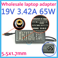 65w 19V 3.42A 5.5x1.7mm Laptop Charger AC Adapter power For Acer Aspire 5315 5630 5735 5920 5535 5738 6920 7520 SADP-65KB 1690