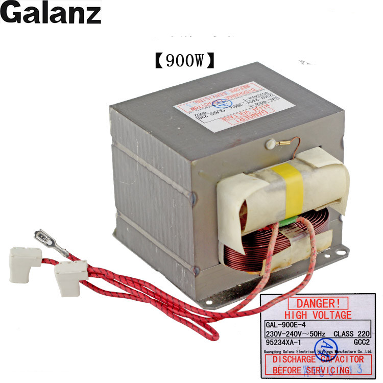 900W GAL 900E 4 transformer microwave for Glanz Microwave Parts Can replace 900E S 1