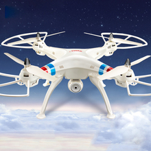 Syma X8C 2.4G 4 Channels 6-Axis Quadcopter 200W HD Camera Handless Model and 3D Rolling Remote Control Drone