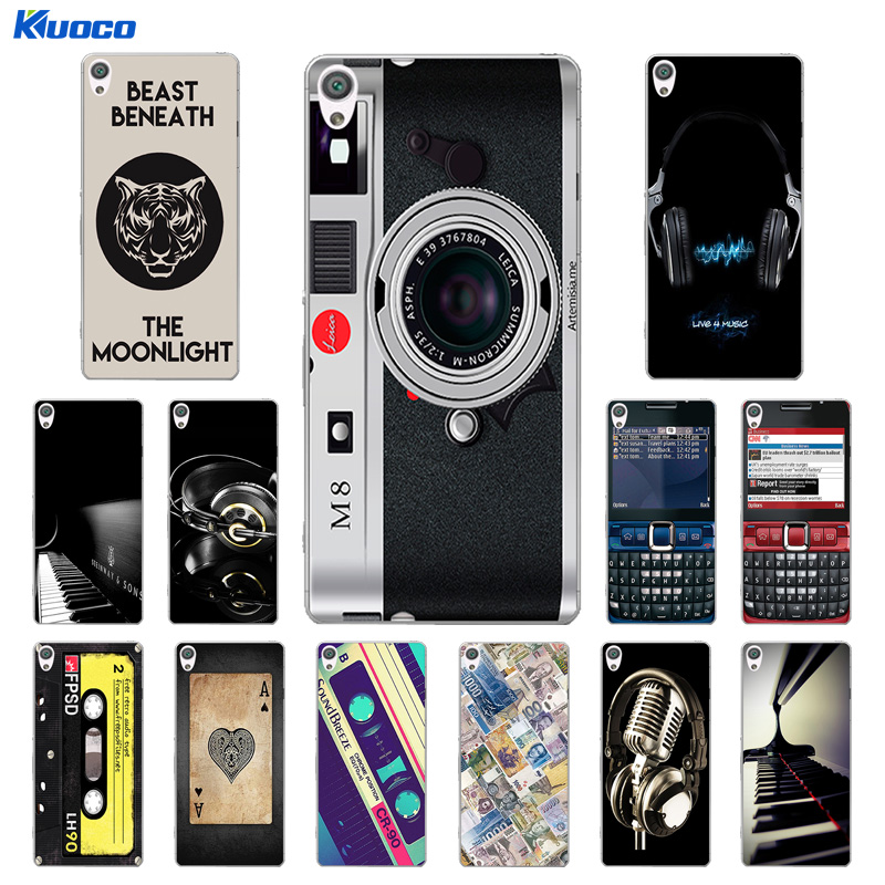 Galleria fotografica Cover for <font><b>Sony</b></font> Xperia XA Case for <font><b>Sony</b></font> Xperia XA X A Life Printing Soft Silicone Mobile phone for <font><b>Sony</b></font> XA F3111 Fundas
