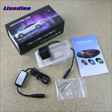 Liandlee Anti Collision Laser Lights For Honda Spirior 2013~2015 Car Prevent Mist Fog Lamps Anti Haze Warning Rear Light