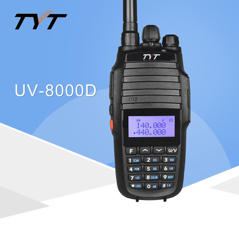 It Applies toTYT TH-UV8000D Portable Radio Walkie Talkie Amateur Handheld Transceiver Dual Band 10W Two Way RadioIt Applies toTYT TH-UV8000D Portable Radio Walkie Talkie Amateur Handheld Transceiver Dual Band 10W Two Way Radio