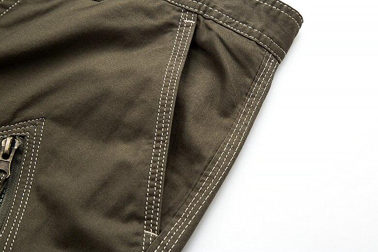 970dfcb36d 2019 Summer Mens Cotton Solid Cargo Shorts – Lukvip