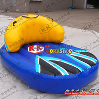 Inflatable Floating Row Beach Swimming Air Mattress Pool Floats Floating Lounge Sleeping Bed for Water Sports Party