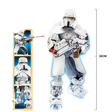 Solo Star Wars Range Trooper Maul Darth Vader Figure Building Blocks dr tong single sale star wars blocks star wars clone trooper figure with weapons building blocks bricks toys