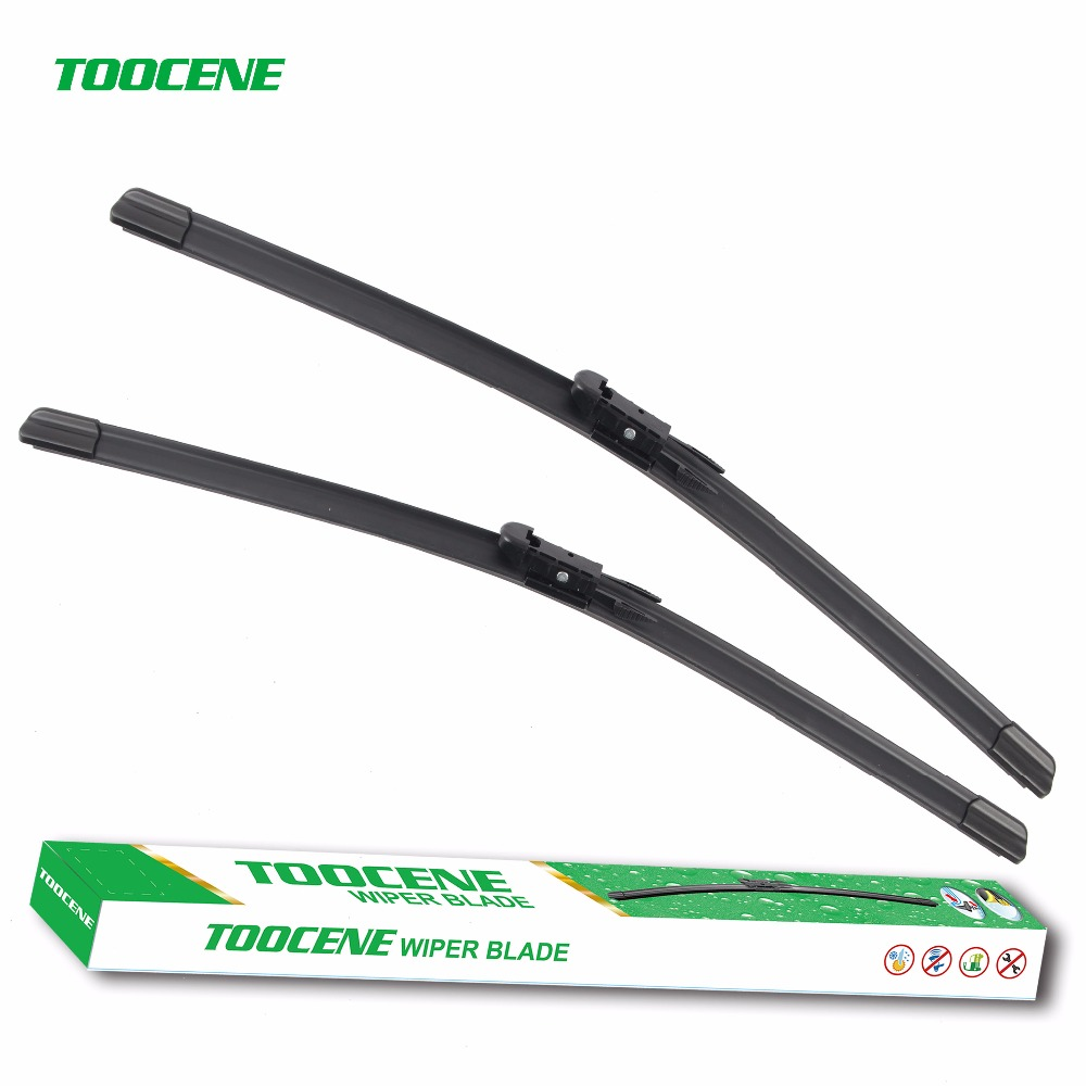 "Toocene windshied Wiper blades for Chevrolet Traverse 2012-2016 pair 24""+21"" car front window windscreen auto"
