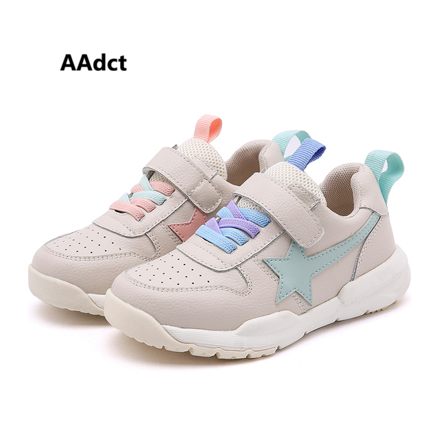 AAdct Brothers and sisters kids shoes 2019 new fashion running sports girls shoes Mesh casual children shoes for girls sneakers