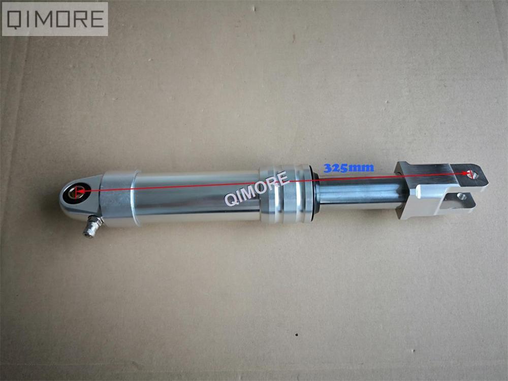 ATV QUAD мопедов обезьяна зума 325 мм вилка конец масла заслонка давления сзади амортизатор/задняя подвеска