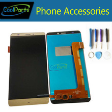 1PC/Lot For Prestigio Grace S5 LTE PSP5551 PSP 5551 DUO LCD Display+Touch Screen Digitizer&Tool Black White Gold Blue Grey Color