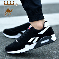 BACKCAMEL2019 Spring New Men's Sports Shoes Breathable Cushion Wear and DeodorantSIZE39 44 Fashion Sneakers Men