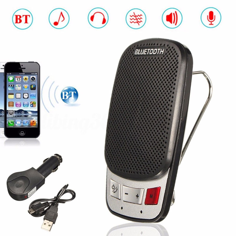 Vehemo динамик беспроводной передатчик Bluetooth автомобильный комплект MP3 автомобильный стерео для Bluetooth автомобильный динамик