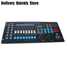 Showtime 240B dmx master controller Stage light dmx 512 console DJ equipment good use for DJ disco party led moving head free shipping quick show 3 dmx controller or dmx control software controller equipment for disco nightclub stage light